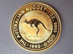 カンガルー金貨1オンス