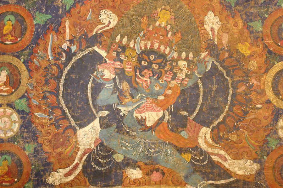 タンカ・曼荼羅