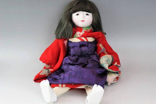 林陽辰 三つ折れ人形 38cm