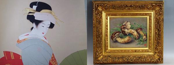 高く買取してもらえる絵画の種類・特徴