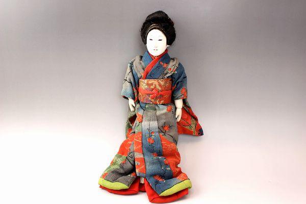 京都人形細工所 井上光照堂 衣装人形