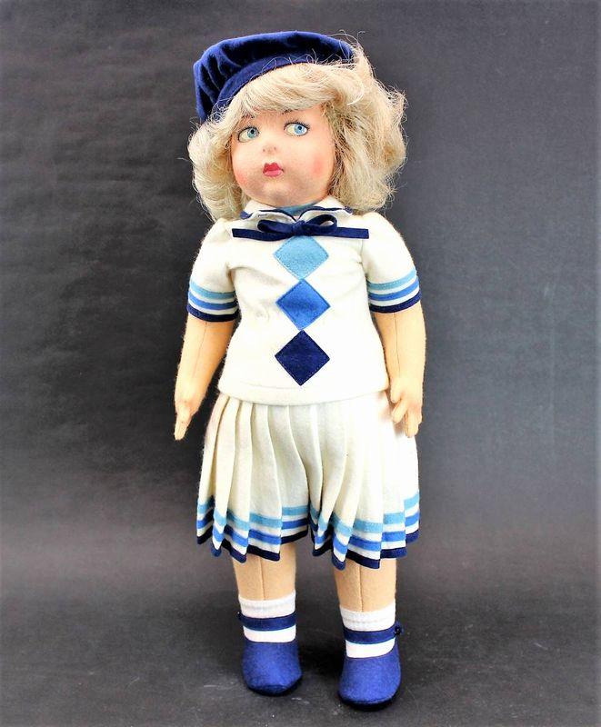 レンチドール セーラー服の女の子 50cm