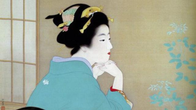 日本画 買取
