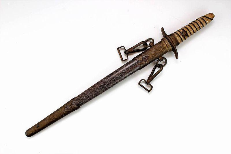 帝国海軍士官用短剣