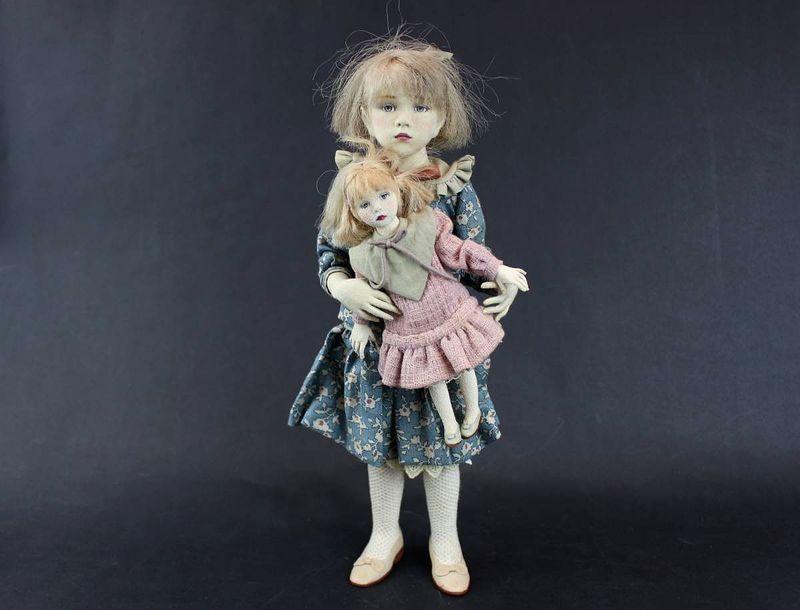 創作人形買取