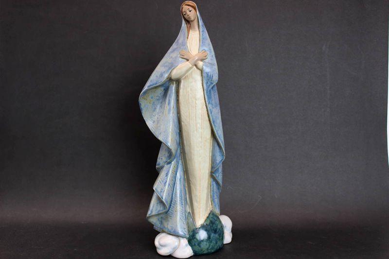 リヤドロ 大型フィギュリン 聖母マリア