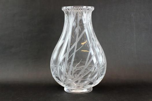バカラ 竹模様花瓶