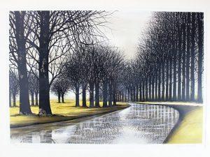 ジャック・デペルト「Le canal」