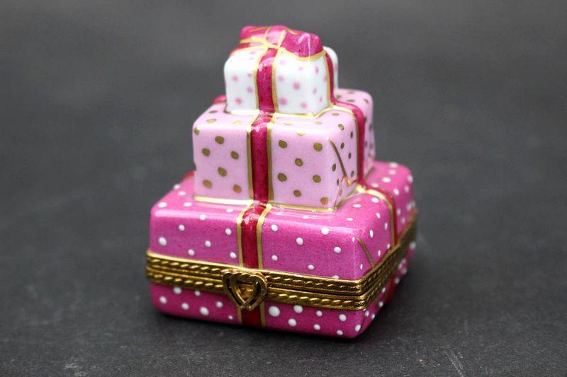 リモージュボックス プレゼントボックス