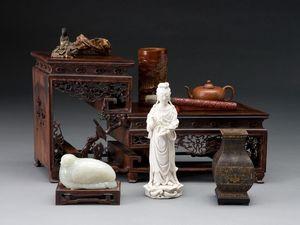 様々な骨董品
