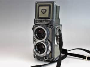 ROLLEIFLEX ローライフレックス 二眼レフカメラの買取