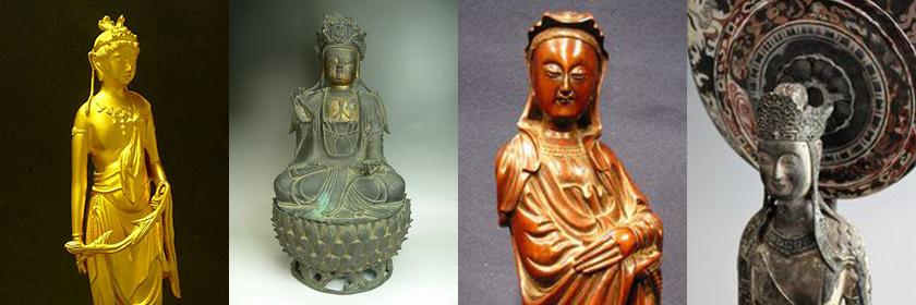 仏像の種類(如来・菩薩・明王・天)の見分け方を詳しく解説