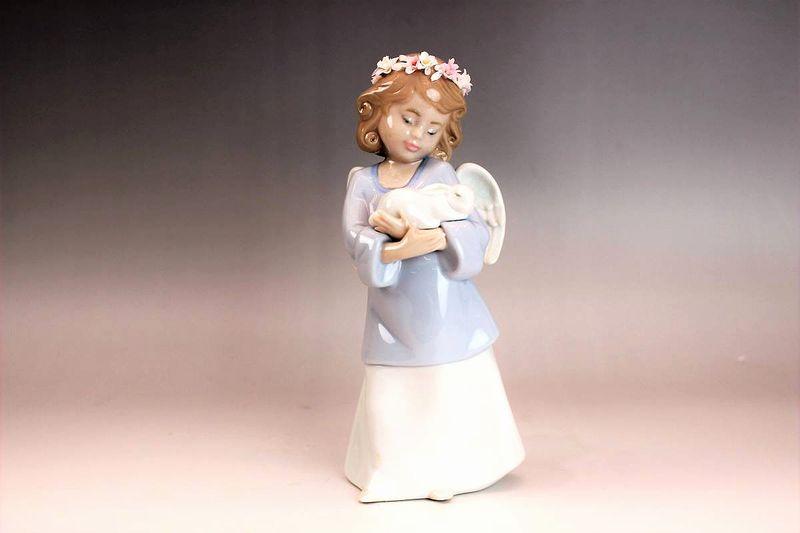 リヤドロ フィギュリン 天使の宝もの
