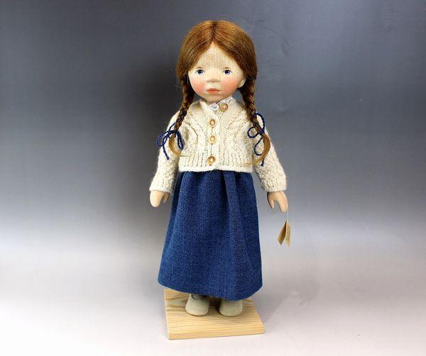 ポングラッツ人形 女の子 36cm