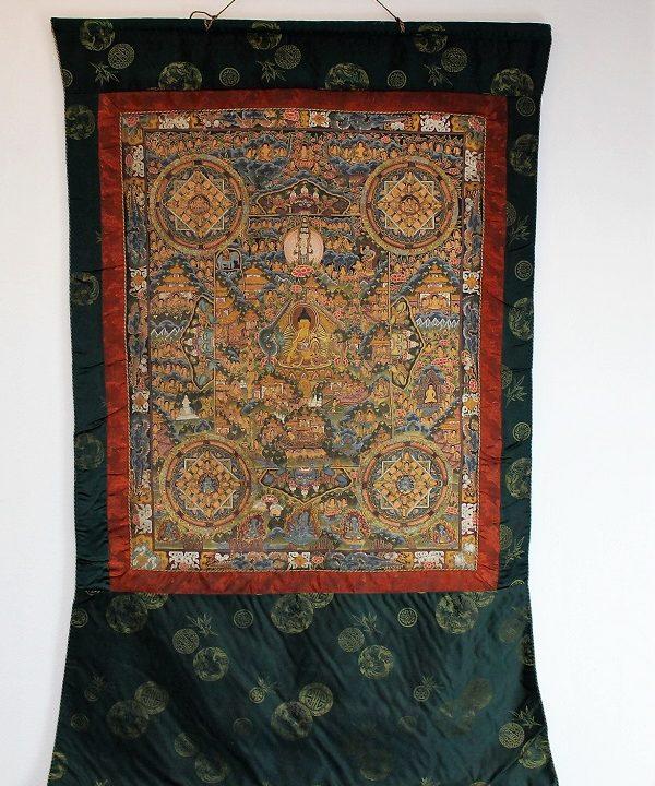 チベット曼荼羅