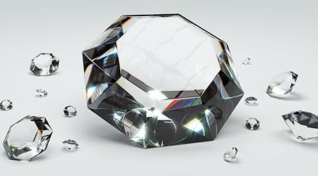 ダイヤモンドの性質