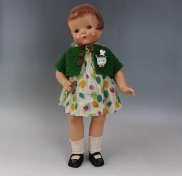 パッツイアン人形
