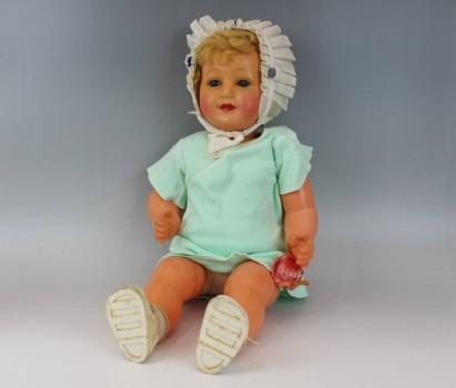 フランス製 セルロイド人形 NOBEL社 約58cm
