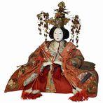 江戸時代の雛人形