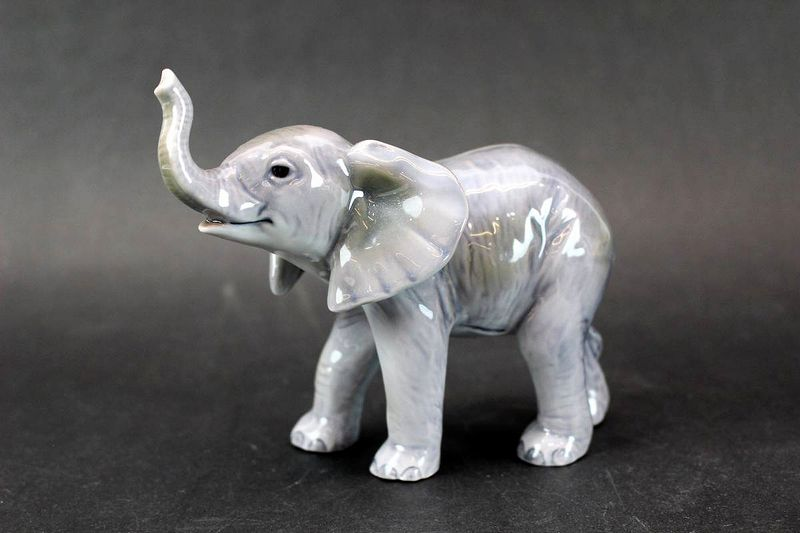 ロイヤルコペンハーゲン フィギュリン 象