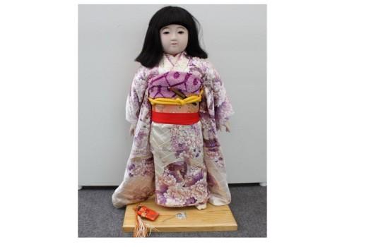市松人形 阿部肥作 女の子67cm
