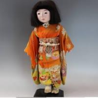 桜國作 市松人形女の子
