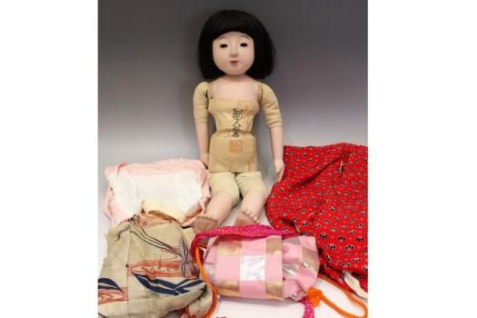 京都丸平・大木平蔵の市松人形