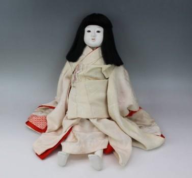 市松人形 女の子55cm 無銘三つ折