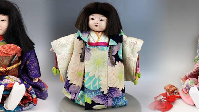 市松人形 買取
