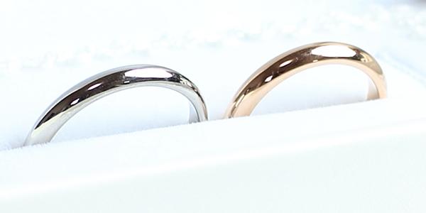 結婚指輪の価値を高める素材とは