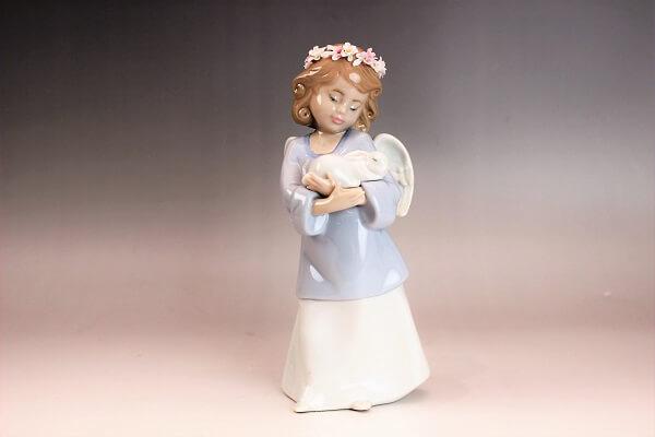 リヤドロ「天使の宝もの」