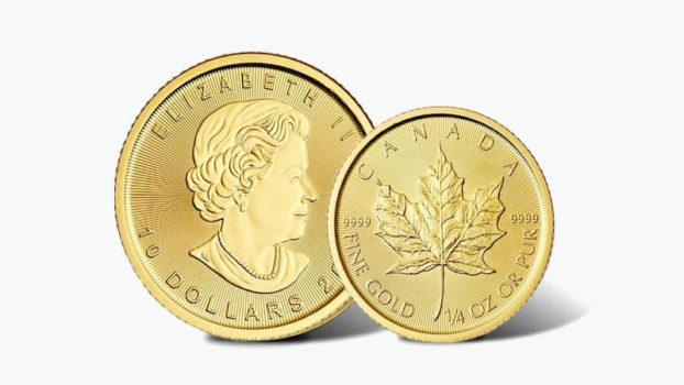 メイプルリーフ金貨