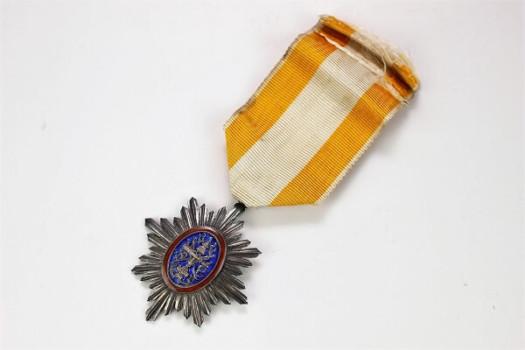 カンボジア・五等勲章