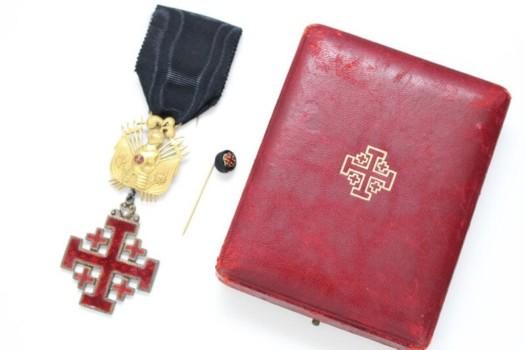 バチカン・聖堂騎士団勲章