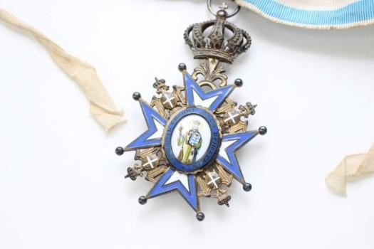 セルビア王国 聖サヴァ勲章