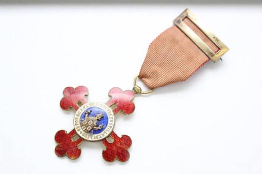 スペイン アルフォンソ十世勲章