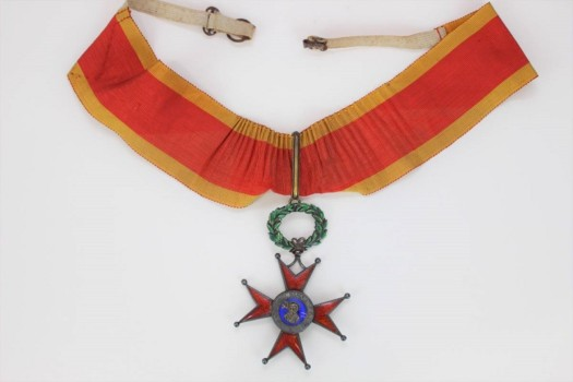 バチカン 大聖グレゴリウス勲章