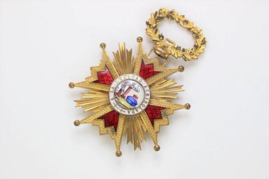 スペイン イザベル・ラ・カトリック勲章