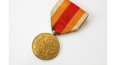 韓国併合記念章