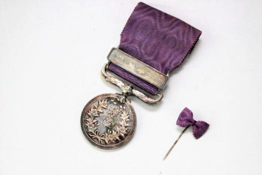 紫綬褒章とリボン