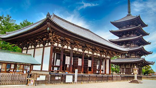 奈良にある国宝・重要文化財の仏像
