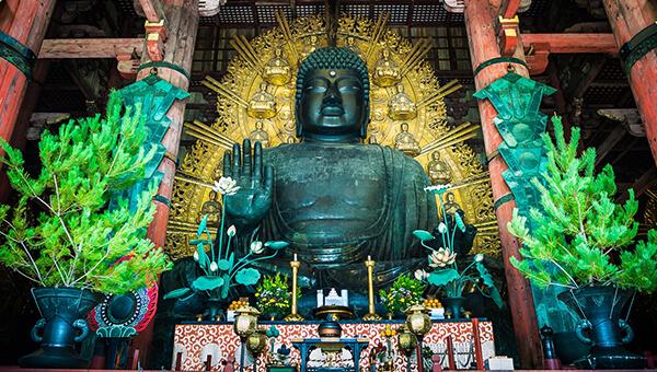 奈良で見たい「国宝」の仏像12体