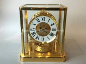 ジャガールクルト置き時計 アトモスクラシック