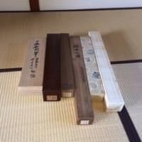 久保田米僊・一休和尚筆の掛軸など6本