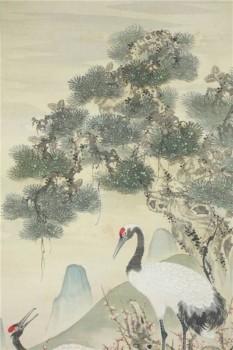 島琴陵の書画