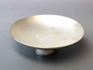 勤続記念銀杯 165g