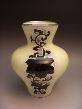 七宝焼 花瓶