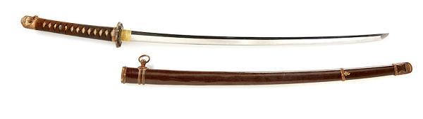 日本刀と鞘