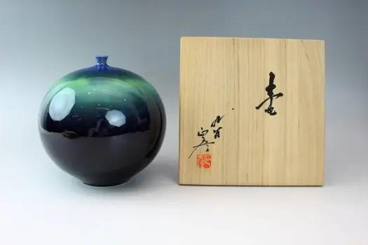 徳田正彦(三代目:徳田八十吉) 壺