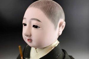 市松人形・男の子